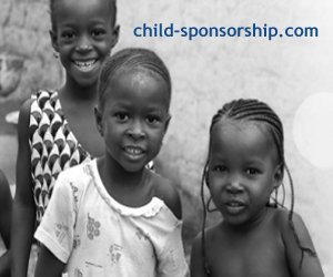Sponsor a child today and make a real lasting difference!